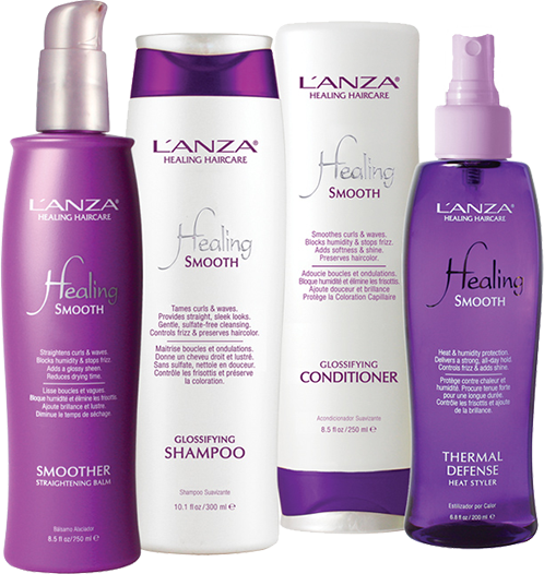 Lanza products at Salon Bumbi in Elkins, WV