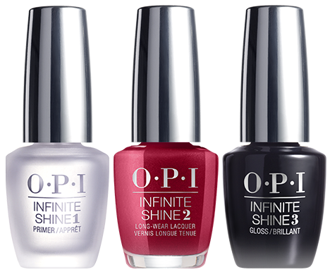 OPI products at Salon Bumbi in Elkins, WV